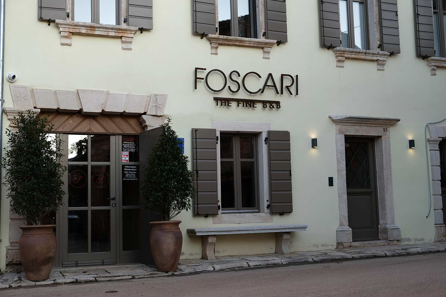 Foscari - the fine Bed & Breakfast in Kroatien